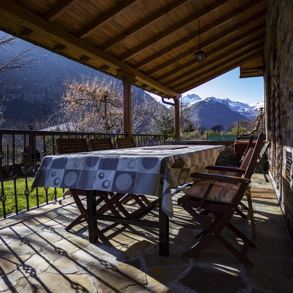 Casa Rural El salgueiro Burbia interior 4